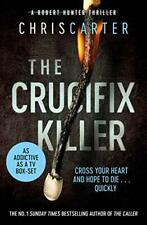 The Crucifix Killer by Carter, Chris Book The Cheap Fast Free Post