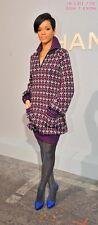 Suéter Jumper vestido Chanel cuello alto
