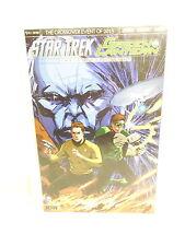 Star Trek Green Lantern Spectrum War DC IDW Comic Book #1 Ganthet Rings Cap Kirk
