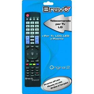 Telecomando per TV LG (nero) - BRAVO ORIGINAL 2
