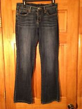 Womens Lucky Brand Jeans Boot Cut size 6/28 Actual 30x30