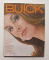1967 Buick Brochure Riviera Electra Original