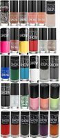 Maybelline New York Color Show Nail Polish NEW .23 fl oz Choose Your Color