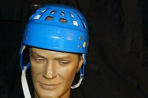 JOFA Hockey Helmet 23551 BLUE Great Condition,see pictures Made in Sweden