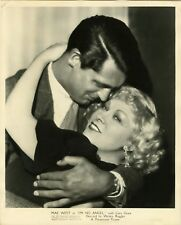 MAE WEST & CARY GRANT - ORIGINAL VINTAGE PHOTO