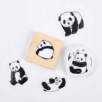 Panda Album Stationery Diy Decorative Kawaii Scrapbook Stickers 45pcs