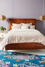 ANTHROPOLOGIE Textured Mareika Duvet Cover(King) NEW!!!