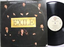 Rock Lp Exile Mixed Emotions On Warner Bros.