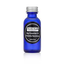 Turtle Bay 1 oz. (30ml) Bay Essential Oil in Glass Bottle  Pimenta Racemosa