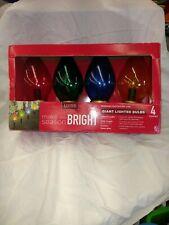 Giant Lighted Bulbs