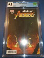 Savage Avengers #13 Bosslogic Variant  CGC 9.8 NM/M Gorgeous Gem Wow Dr. Strange