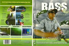 Lindner Bass Fishing Power Fishing Dvd New