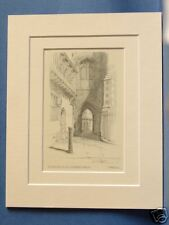 NORFOLK NORWICH ST. JOHN'S ALLEY MADDERMARKET VINTAGE