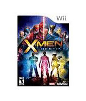 X-Men: Destiny (Nintendo Wii, 2011) brand new