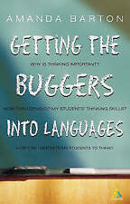 Getting the Buggers into Languages by Amanda Barton (Paperback, 2003)