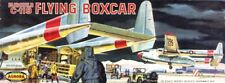 Aurora 5:32'' 1:77 Aurora C-119 Flying Boxcar - Plastic Model Kit #393-249U