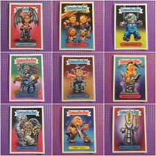 Garbage Pail Kids - Battle of the Bands Series 2 - Metal Sticker Cards **New**