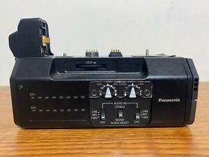 Panasonic Lumix DMW-YAGH XLR Audio Interface Unit for Panasonic Lumix GH4 Camera
