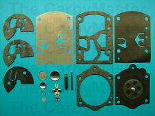 Walbro Replacement K10-WB Repair/Rebuild Kit Fits Go-Kart Homelite Dolmar Tanaka