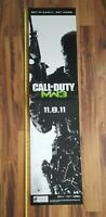 Call of Duty MW3 Pre-Order Video Game Promo Store Display Sign 2011