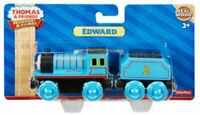 THOMAS & FRIENDS Wooden Railway ☆ EDWARD ☆ FISHER PRICE DIE CAST ►NEW MISB◄