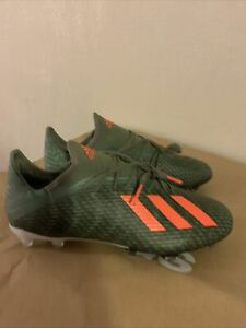 ADIDAS X 19.2 FG FOOTBALL Size UK 8.5 *Sample* (EF8364) No Box RRP £109