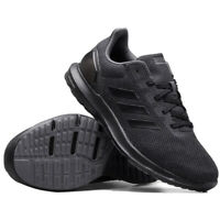 adidas Mens Cosmic 2 Black Trainers Sports Fitness Shoes UK 8