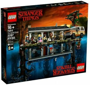 Lego® STRANGER THINGS - 75810 ++ Die andere Seite / THE UPSIDE DOWN ++ / Netflix