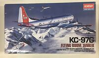 Academy 1:72 KC-97G Flying Tanker kit #1605 -  SEALED PARTS (No Decals)