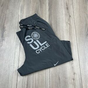 Nike Dri Fit Running SoulCycle Pants Men's Size S Small
