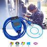 KKL VAG-COM 409.1 OBD2 OBD USB Cable Car Scanner Diagnostic Tool for VW Audi New