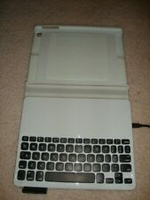 Logitech iPad 9.7 or Tablet Slim Keyboard Cover Case Excellent Condition!