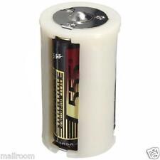 2PCS Parallelen Batterie Adapter Halter 1.5V Case Box Convert 3 AA Bis 1 D Size