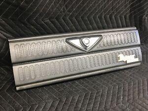1974 Mazda Rx4 Sedan Oem Taillight Tail Light Assembly Center Cover Trim Lock
