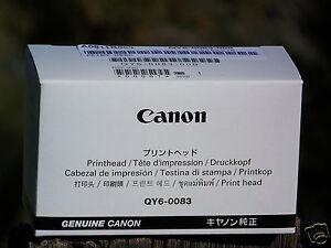 New Genuine Canon QY6-0083-000 print head for MG6320 MG7120 MG7520 MG7720 IP8720
