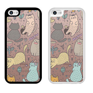 Cats Cute Collage Phone Case For iPhone
