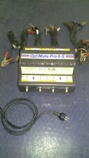 Carica batteria OPTIMATE PRO 8-S battery charge tester 8 posizioni TECMATE