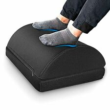 Ximoon Foot Rest for Under Desk at Work,Adjustable Foot Stool with Handle Non...