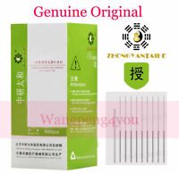 Disposable Stainless Facial Hands Head Sterile Acupuncture Spring handle Needles