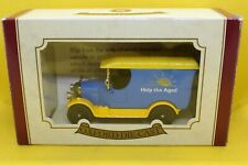Oxford Diecast Morris Bull Nose Van in Help The Aged Livery