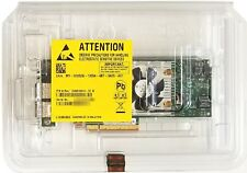 NEW Dell Qlogic QLE8262 Dual Port 10GbE LP PCI-E Converged Network Adapter C852G