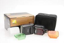 Nikon SB-910 Speedlight Shoe Mount Flash SB910 #027