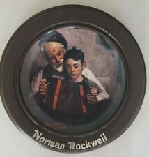 "Norman Rockwell ""The Music Maker"" Heritage Collection - In Wood Frame"