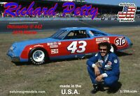 SALVINOS JR 1/25 RICHARD PETTY 1979 OLDSMOBILE 442 MODEL CAR KIT MIB FREE SHIP