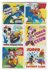 "25 Mickey Mouse Clubhouse Patient / Medical Stickers, 2.5"" x 2.5"" each"