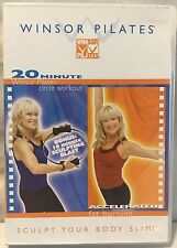 Mari Winsor Pilates 20 Minute Circle workout fitness DVD accelerated fat burning