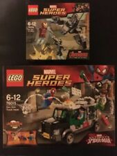 Truck Super Heroes LEGO Construction & Building Toys