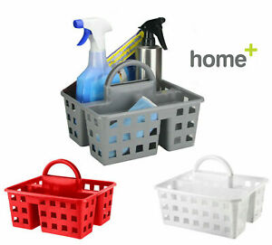 Kitchen Storage Caddy Handy Utility Tidy Sink Cleaning Tool Handy Carry Basket
