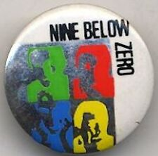 Nine Below Zero Badge Button #2BASEDBASED