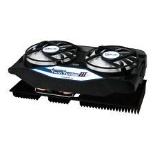 ARCTIC Accelero Twin Turbo III Grafikkarten Kühler Kompatibel zu Nvidia & AMD